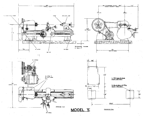 Smart and Brown Machine Tools, Bracehand Ltd, Biggleswade